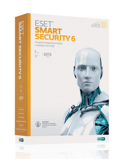 ESET Smart Security ve verzi 6