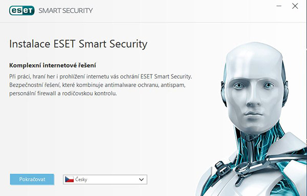 Instalace ESET Smart Security