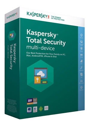 Kaspersky Total Security MD